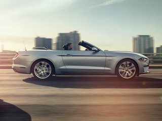 2019 Ford Mustang EcoBoost 2dr Convertible