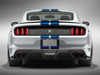 2019 Ford Shelby GT350 Shelby GT350 Base 2dr Fastback