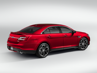 2019 Ford Taurus SHO 4dr All-wheel Drive Sedan