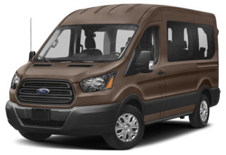 2019 Ford Transit-150 150 XL w/Sliding Pass-Side Cargo Door Low Roof Passenger Van 129.9 in. WB