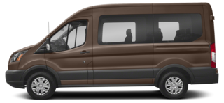 2019 Ford Transit-150 150 XLT w/60/40 Pass-Side Cargo Doors Low Roof Passenger Van 129.9 in. WB