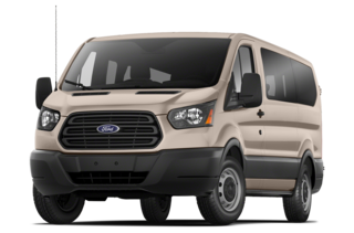 2019 Ford Transit-350 350 XL w/60/40 Pass-Side Cargo Doors Low Roof Passenger Van 147.6 in. WB