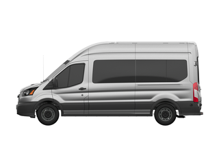 2019 Ford Transit-350 350 XLT w/Sliding Pass-Side Cargo Door Low Roof Passenger Van 147.6 in. WB