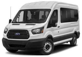 2019 Ford Transit-350 350 XLT w/Sliding Pass-Side Cargo Door Medium Roof Passenger Van 147.6 in. WB