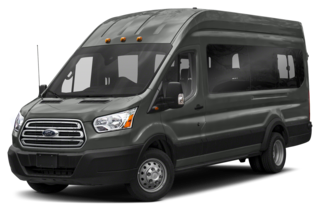 2019 Ford Transit-350 350 XLT w/Sliding Pass-Side Cargo Door High Roof HD Ext. Passenger Van 147.6 in. WB DRW