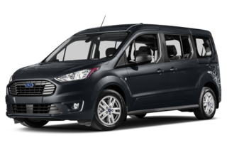 2019 Ford Transit Connect XLT w/Rear Liftgate Passenger Wagon