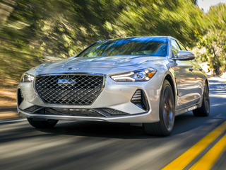 2019 Genesis G70 2.0T Advanced 4dr Rear-wheel Drive
