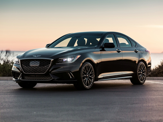 2019 Genesis G80 3.3T Sport 4dr Rear-wheel Drive Sedan