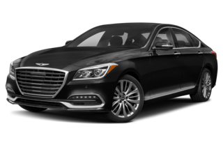 2019 Genesis G80 5.0 Ultimate 4dr Rear-wheel Drive Sedan