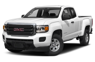 2019 GMC Canyon All Terrain w/Cloth 4x4 Extended Cab 6 ft. box 128.3 in. WB