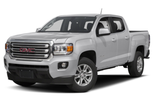 2019 GMC Canyon SLE 4x4 Crew Cab 5 ft. box 128.3 in. WB