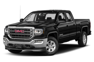 2019 GMC Sierra 1500 Limited Limited SLE 4x2 Double Cab 6.6 ft. box 143.5 in. WB
