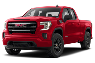 2019 GMC Sierra 1500 SLE 4x2 Double Cab 6.6 ft. box 147.4 in. WB