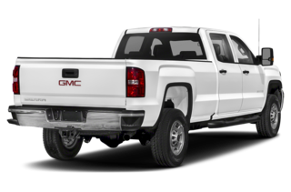 2019 GMC Sierra 2500HD HD Base 4x2 Crew Cab 6.6 ft. box 153.7 in. WB
