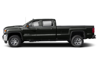 2019 GMC Sierra 3500HD HD SLE 4x4 Crew Cab 8 ft. box 167.7 in. WB SRW