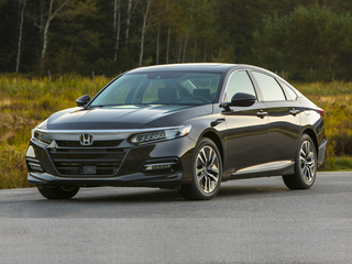 2019 Honda Accord Hybrid Hybrid EX 4dr Sedan