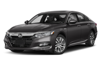 2019 Honda Accord Hybrid Hybrid EX-L 4dr Sedan