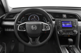 2019 Honda Civic LX (M6) 4dr Sedan