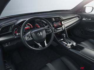 2019 Honda Civic LX (CVT) 4dr Sedan
