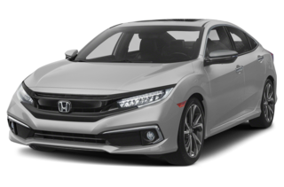 2019 Honda Civic EX-L (CVT) 4dr Sedan
