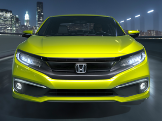2019 Honda Civic LX (CVT) 2dr Coupe