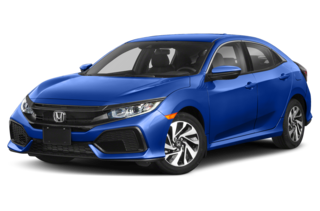 2019 Honda Civic LX (CVT) 4dr Hatchback
