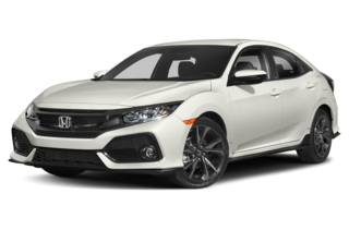 2019 Honda Civic Sport (M6) 4dr Hatchback