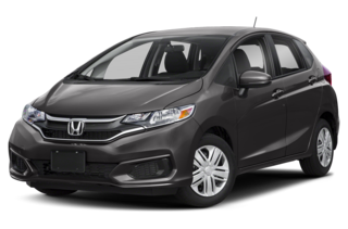 2019 Honda Fit LX (M6) 4dr Hatchback