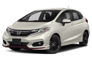 2019 Honda Fit Sport (M6) 4dr Hatchback