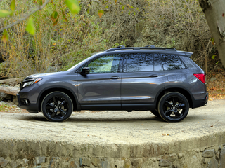 2019 Honda Passport Elite All-wheel Drive