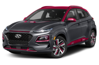 2019 Hyundai Kona Iron Man All-wheel Drive