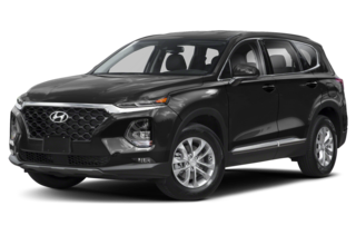 2019 Hyundai Santa Fe SE 2.4 4dr All-wheel Drive