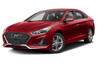 2019 Hyundai Sonata Limited 2.0T 4dr Sedan