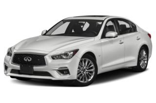2019 Infiniti Q50 2.0t PURE 4dr All-wheel Drive Sedan