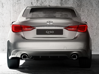 2019 Infiniti Q50 3.0t LUXE 4dr All-wheel Drive Sedan