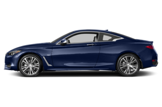 2019 Infiniti Q60 3.0t LUXE Rear-wheel Drive