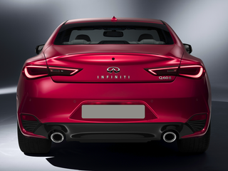 2019 Infiniti Q60 3.0t RED SPORT 400 All-wheel Drive