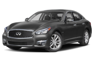 2019 Infiniti Q70 5.6 LUXE 4dr Rear-wheel Drive Sedan