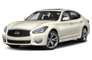 2019 Infiniti Q70L L 5.6 LUXE 4dr Rear-wheel Drive Sedan