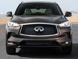 2019 Infiniti QX50 PURE 4dr Front-wheel Drive