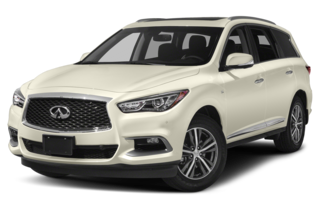 2019 Infiniti QX60 LUXE 4dr All-wheel Drive