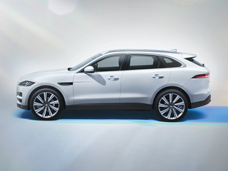 2019 Jaguar F-PACE 25t All-wheel Drive Sport Utility