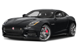 2019 Jaguar F-TYPE R-Dynamic (M6) 2dr Rear-wheel Drive Coupe