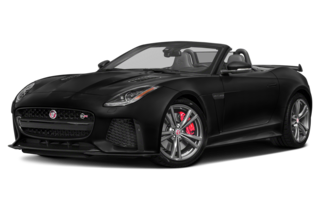 2019 Jaguar F-TYPE SVR (A8) 2dr All-wheel Drive Convertible