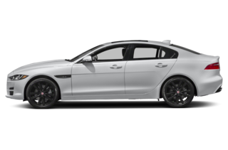 2019 Jaguar XE 25t Prestige 4dr Rear-wheel Drive Sedan
