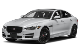 2019 Jaguar XE 30t Prestige 4dr Rear-wheel Drive Sedan