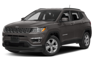 2019 Jeep Compass Latitude 4dr Front-wheel Drive