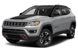 2019 Jeep Compass Trailhawk 4dr 4x4