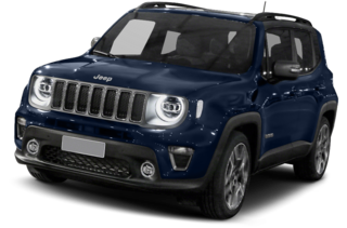 2019 Jeep Renegade Limited 4dr 4x4