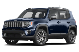 2019 Jeep Renegade Latitude 4dr Front-wheel Drive